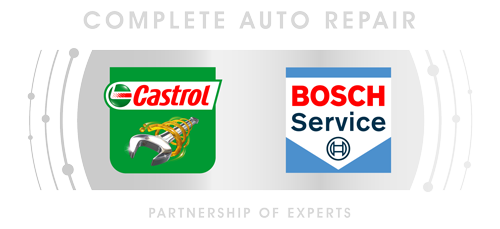 Castrol and Bosch Service